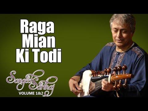 Raga Miyan Ki Todi | Ustad Amjad Ali Khan (Album:Tribute To Tansen)