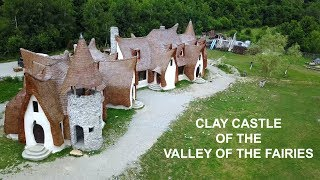 Clay Castle of the Valley of Fairies Sibiu - Romania new edit