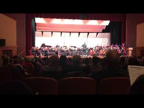 2017 Alaska AllState Music Festival Orchestra