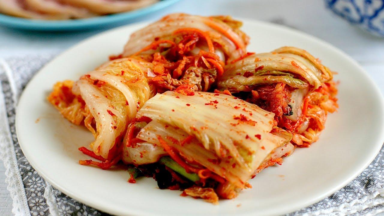 Kết quả hình ảnh cho Kimchi Hàn Quốc