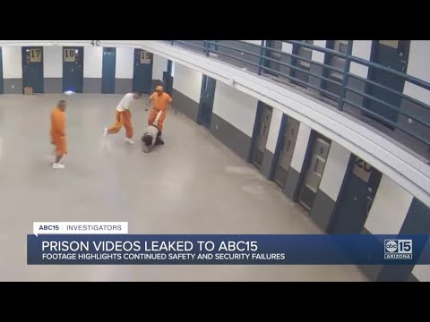 Download Leaked ADCRR prison videos show brutal assaults, security failures