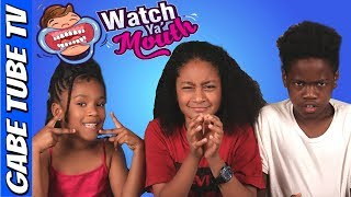Top Toys WATCH YA' MOUTH Watch Ya' Mouth THROWDOWN EDITION! Family Game Night Gabe Tube TV