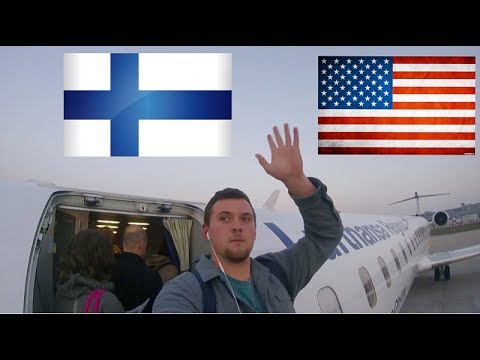 MY BROTHER CAME TO FINLAND! | AmeriFinn