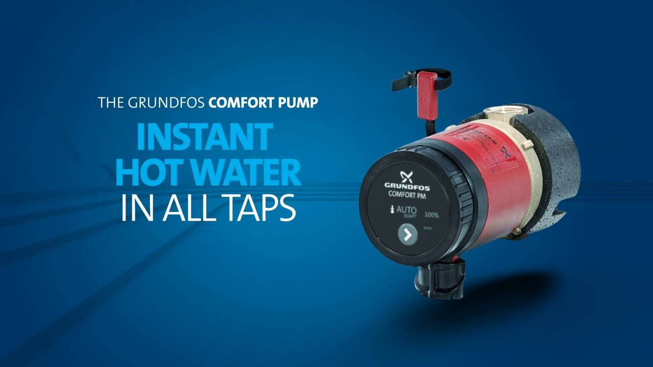 Comfort Concept Grundfos Pumps