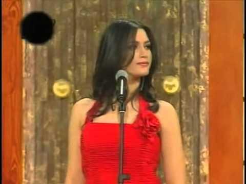 Layal Khaddaj 2004 Popstar Contest