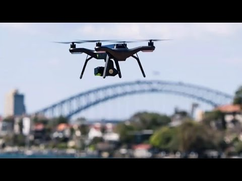Transforming organisational productivity using drones