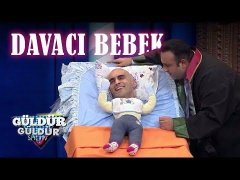 Güldür Güldür Show 95. Bölüm, Davacı Bebek Skeci