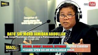 Disihir, Diugut, Dianiaya, Ditembak, Antara Cabaran Pegawai SPRM Dalam Menjalankan Tugas