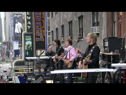 Sir Paul McCartney (The Fireman) - Sing The Change...