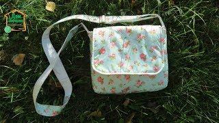 видео Как сшить детскую сумочку