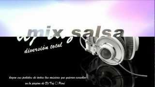 Mix salsa romantica - dj taz