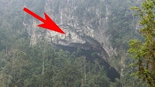 Çiftçi, Kayalıkların Altında Bir Mağara Gördü, İçeri Girince Büyük Bir Gizemi Gün Yüzüne Çıkardı!!!