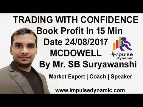 Secrete  MCDOWELL  Book Profit in 15min Impulse Dynamic Trading Academy