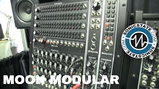 namm 2017 moon modular is 5u as addictive as eurorack
