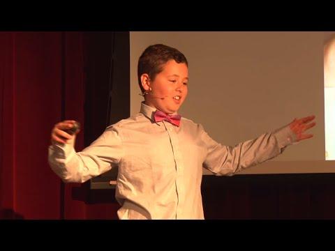 When Autism Speaks   Benji Gans   TEDxTheBenjaminSchool