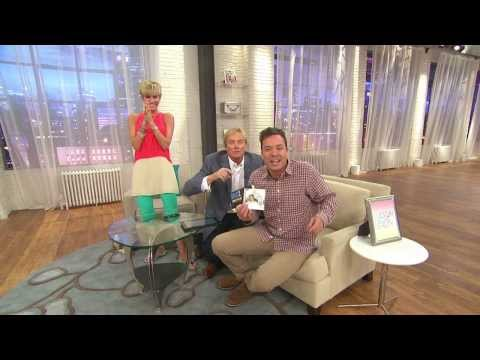 """Jimmy Fallon, """"Blow Your Pants Off"""" on QVC"""