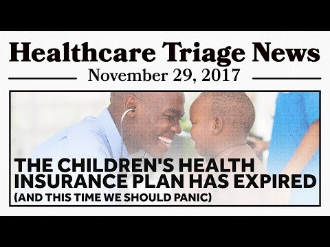 Image result for Health Triage: Lots of Children Are About to Lose Their Health Coverage
