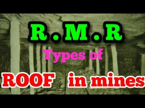 Rock Mass Rating(R.M.R)//Types Of Roof In Mines//in Hindi//Indian
