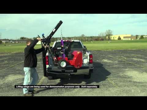 HitchMounted Truck Jib Crane