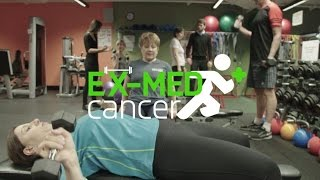 Exercise Oncology | Prue Cormie - Ex-Med Cancer Research Project