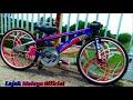Basikal Lajak Paling Cantik Di Malaysia