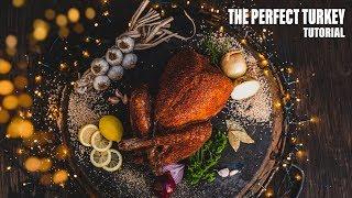 How to smoke The PERFECT TURKEY - Turkey Recipe