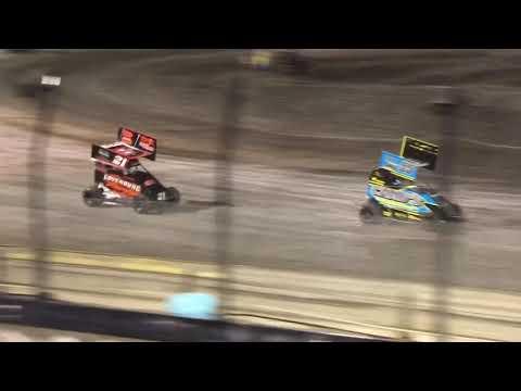 Lemoore Raceway 4/27/19 Jr Sprint Main Cash