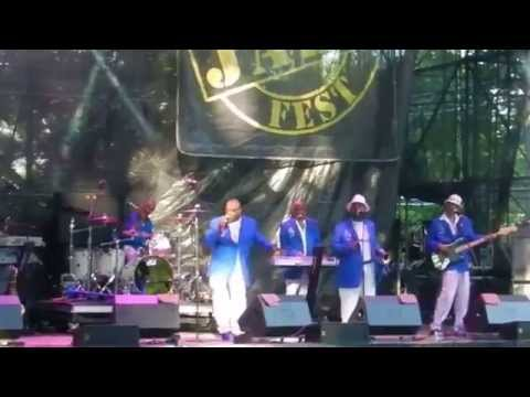 Con Funk Shun-Love Train And Ffun at the Capital Jazz Fest 2014