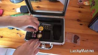 Unboxing WLXY P-800 Electric Drill Kit