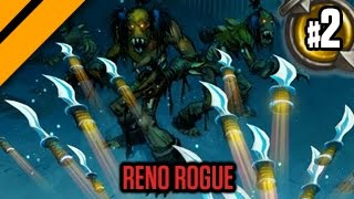 Day[9] HearthStone Decktacular #187 - Reno Rogue P2