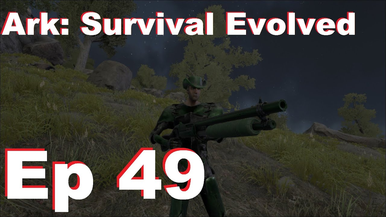 Shotgun Plays 49 ArkSurvival Pump Amo Evolved Action Ep T13clFKJ