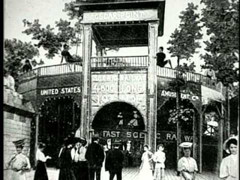 Cedar Point history