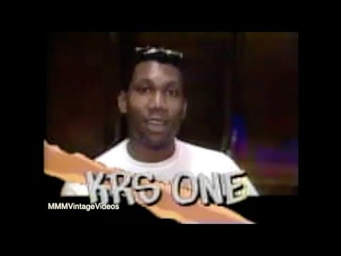KRS One on the Tragic Murder of Scot La Rock! Interview