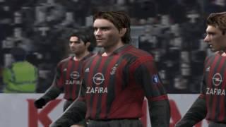 Pro Evolution Soccer 5 - 2005 - A.C. Milan  VS  Arsenal F.C. (PC)