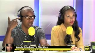 "Scandal  After Show  Season 2 Episode 21  "" Any Questions? "" 