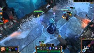 LOL ARAM Gameplay 009