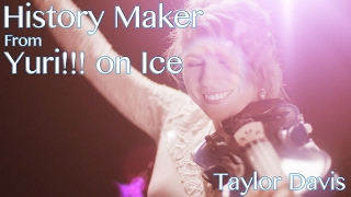 Download Lagu Yuri!!! on Ice Opening Theme - History Maker (Violin Cover) Taylor Davis mp3