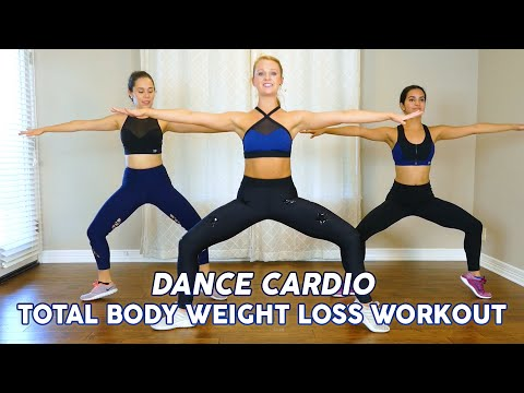 Cardio Dance Workout 🔥 Total Body BURN for Weight Loss, Ballet Barre Exercises to Burn Fat | 30 Mins