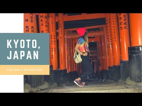 3 Days in Kyoto - Solo Travel Vlog
