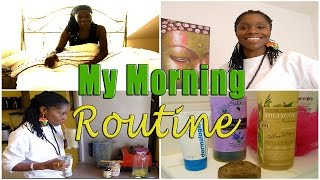 My Morning Routine   Green Smoothie Edition