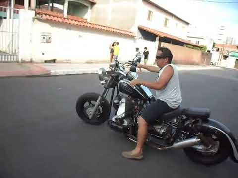 MOTO AMAZONAS WV  1600cc