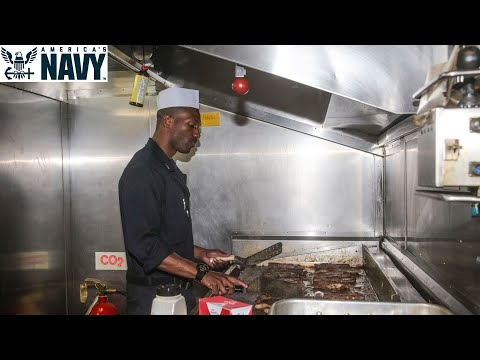 Culinary Specialist Rate (CS/Cook) Navy Jobs (2019)