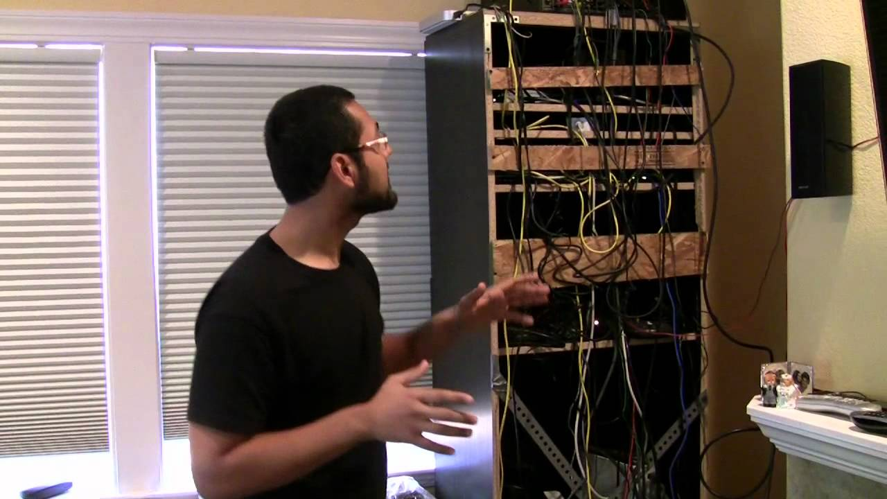 Home Theater Components: The Epic Setup - This Old Nerd S02E10 (HD ...