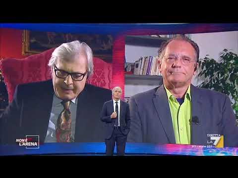 Coronavirus, Vittorio Sgarbi: 'Lo Stato non c'è'