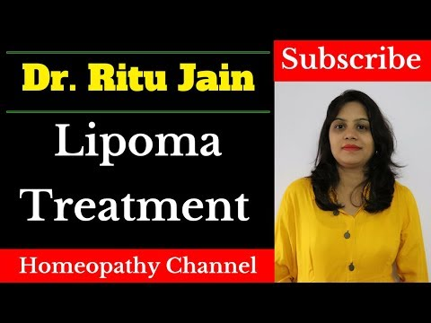Homeopathic Medicine For Lipoma | Homeopathic Treatment