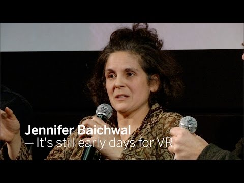 JENNIFER BAICHWAL It's still early days for VR | Canada's Top Ten Film Festival