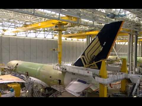 Worlds Biggest Airliner (5/5) : Delivering the Airbus A380
