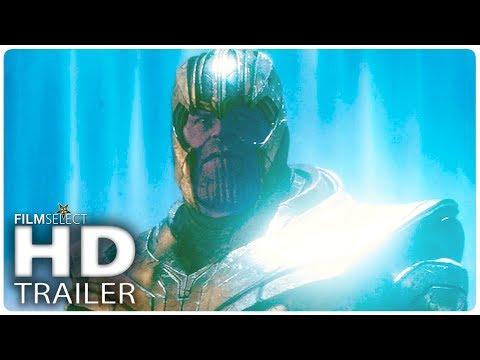 AVENGERS 4 ENDGAME: Trailer 3 (2019)
