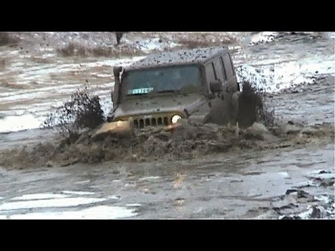 Jeep Wrangler Unlimited Sahara extreme offroad by Top Đir