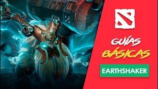 La estrategia contra héroes Méle con Earthshaker l Guías Básicas